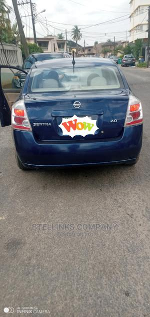 Nissan Sentra 2007 2.0 Blue | Cars for sale in Lagos State, Ikeja