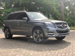 Mercedes-Benz GLK-Class 2013 350 SUV Gray   Cars for sale in Lagos State, Ajah