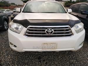 Toyota Highlander 2010 Limited White   Cars for sale in Abuja (FCT) State, Galadimawa