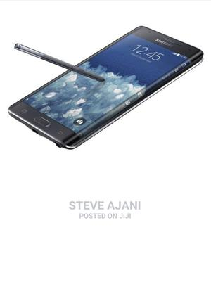 Samsung Galaxy Note Edge 64 GB Black   Mobile Phones for sale in Lagos State, Ikeja