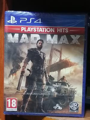 Mad Max - Playstation Hits (PS4) | Video Games for sale in Lagos State, Lagos Island (Eko)