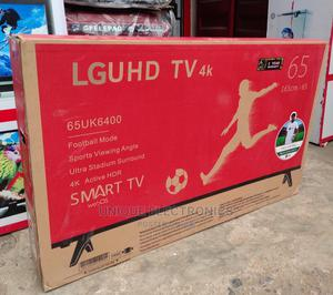 ✓New Made LG 65'' UHD Android 4K SMART TV Netflix,Youtube   TV & DVD Equipment for sale in Lagos State, Ojo