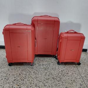 3 Set Standard Swiss Polo Suitcase Trolley Luggage Bag | Bags for sale in Lagos State, Ikeja