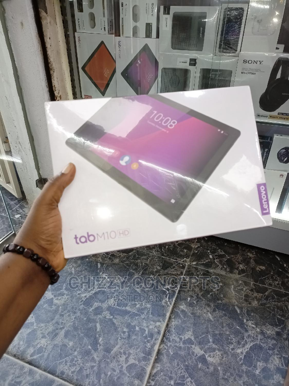 Archive: New Lenovo Smart Tab M10 HD LTE 32 GB