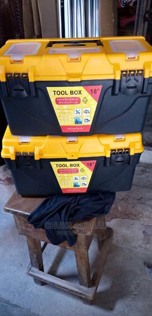 Empty Tools Box | Hand Tools for sale in Lagos State, Lagos Island (Eko)