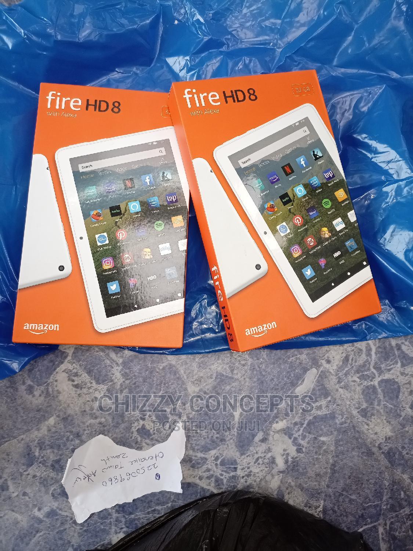 Archive: New Amazon Fire HD 8 (2020) 32 GB White