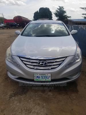 Hyundai Sonata 2013 Silver | Cars for sale in Lagos State, Ikotun/Igando