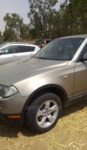 BMW X3 2007 3.0si Automatic Beige   Cars for sale in Kaduna State, Kaduna / Kaduna State