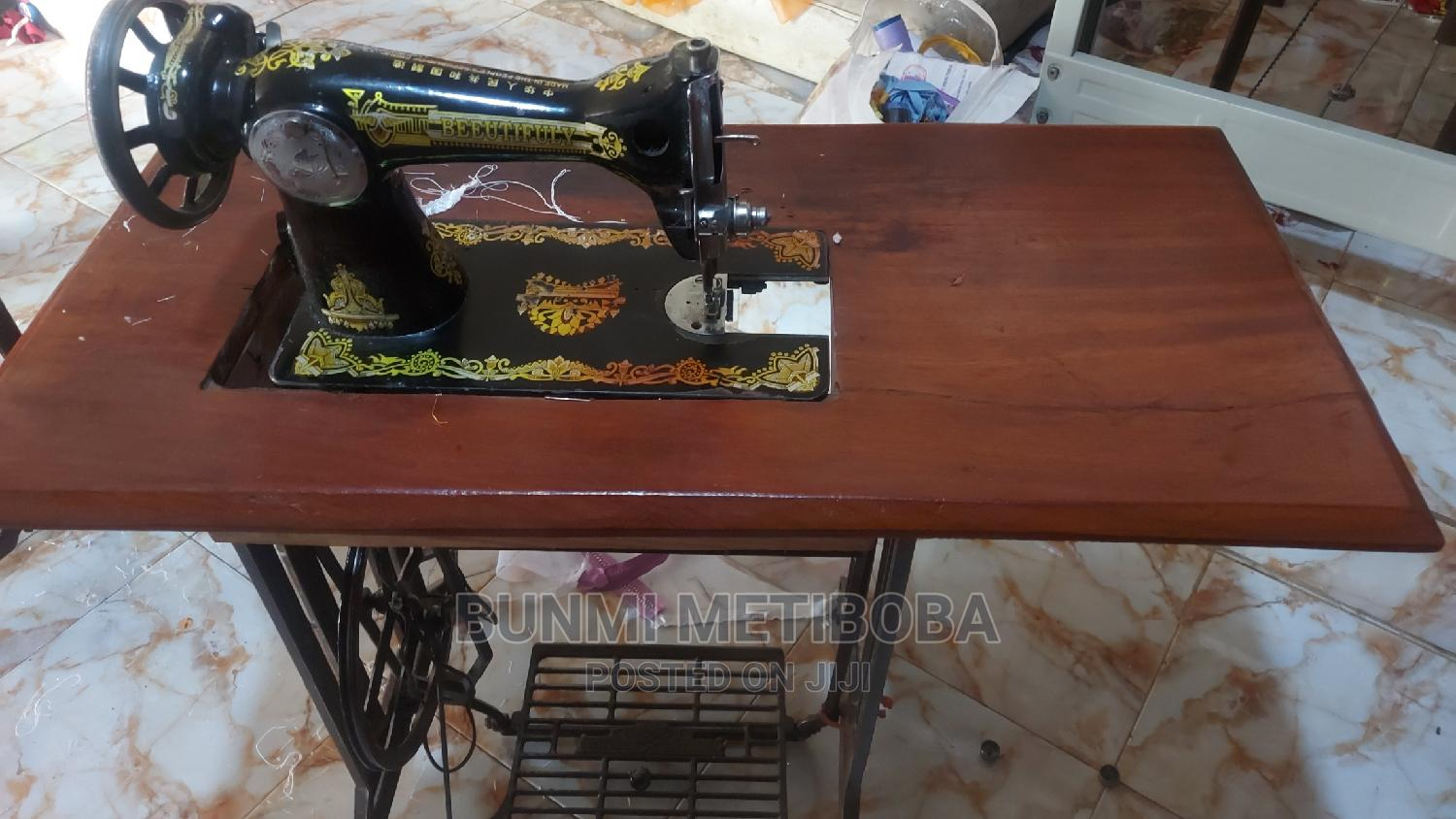 Archive: Manual Sewing Machine Head Only