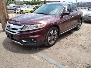 Honda Accord CrossTour 2014 Red   Cars for sale in Lagos State, Ikeja
