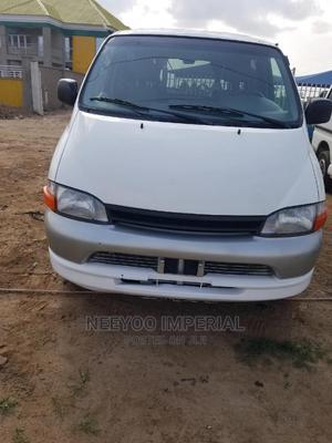 Toyota HiAce 2006 White | Buses & Microbuses for sale in Ogun State, Obafemi-Owode