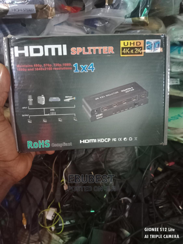 Archive: HDMI Splitter 4way