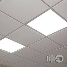 2ft X 2ft LED Light Panel Ceiling Fixture- White   Home Accessories for sale in Yaba, Lagos State, Nigeria