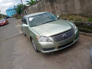 Toyota Avalon 2008 Green | Cars for sale in Lagos State, Ojodu