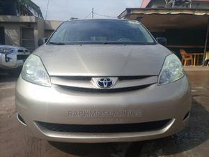 Toyota Sienna 2006 LE FWD Gold   Cars for sale in Lagos State, Ikeja
