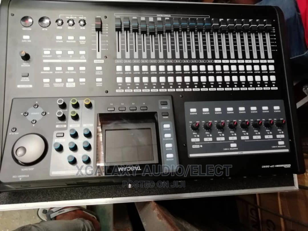 Proffessional Tascam Digital Mixer 32ch