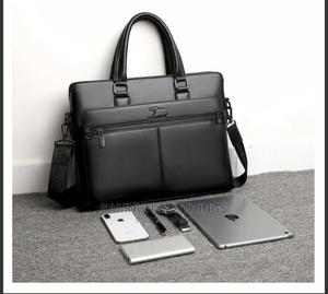Luxury Pure Leather Handbag for Executive Men/Guys   Bags for sale in Lagos State, Ikeja