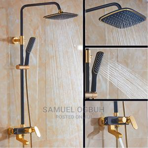 Black Gold Standing Shower   Plumbing & Water Supply for sale in Lagos State, Orile