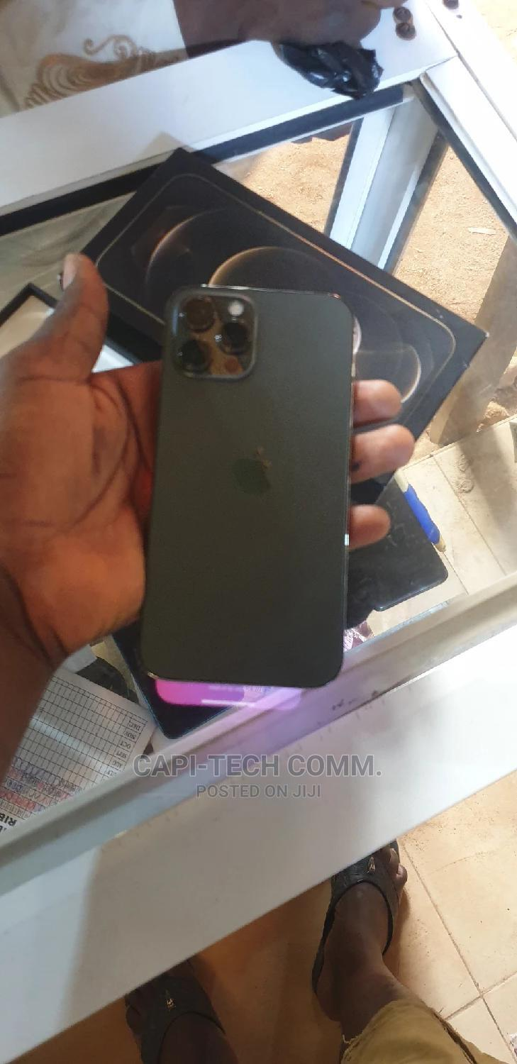 Archive: Apple iPhone 12 Pro Max 128GB Green