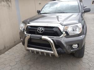 Toyota Tacoma 2012 PreRunner Access Cab Gray   Cars for sale in Lagos State, Ikeja