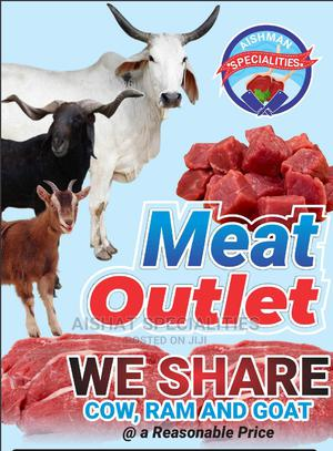 Share Cow Ram And Goat With Us | Meals & Drinks for sale in Lagos State, Oshodi