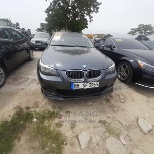 BMW 528i 2009 Black   Cars for sale in Lagos State, Ajah