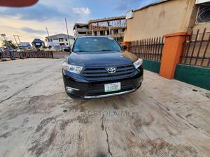 Toyota Highlander 2013 3.5L 4WD Black | Cars for sale in Oyo State, Ibadan