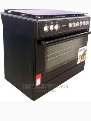 Bruhm 5 Gas Burners Cooker( 90 X 60 ) | Kitchen Appliances for sale in Abuja (FCT) State, Gwarinpa