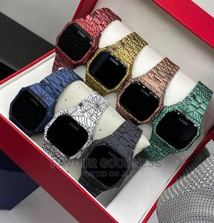 Our Wrist Watchs Is Made With Quality Material   Watches for sale in Lagos State, Amuwo-Odofin