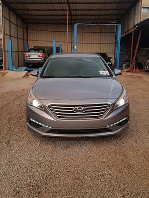 Hyundai Sonata 2015 Gray | Cars for sale in Abuja (FCT) State, Garki 2