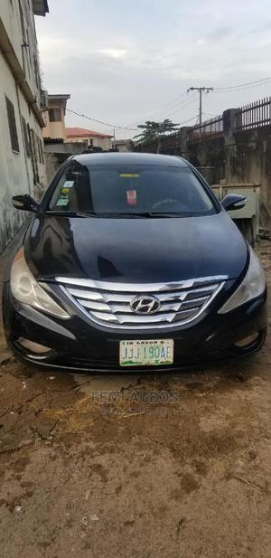 Hyundai Sonata 2011 Black | Cars for sale in Lagos State, Magodo