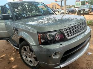 Land Rover Range Rover Sport 2008 4.2 V8 SC Gray | Cars for sale in Abia State, Aba South