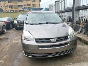 Toyota Sienna 2005 LE AWD Gray | Cars for sale in Abia State, Aba South