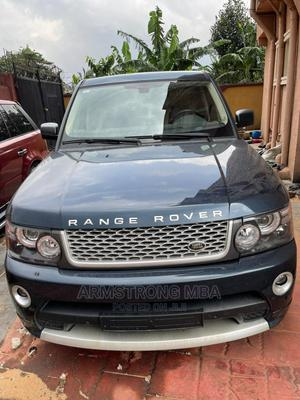 Land Rover Range Rover Sport 2007 4.2 V8 SC Blue | Cars for sale in Abia State, Aba South