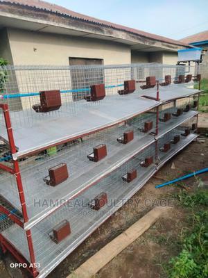 Rabbit Cage | Farm Machinery & Equipment for sale in Oyo State, Ibadan