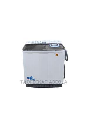 AKAI 7kg Twin Tub Washing Machine With Spinning Feature | Home Appliances for sale in Lagos State, Lagos Island (Eko)