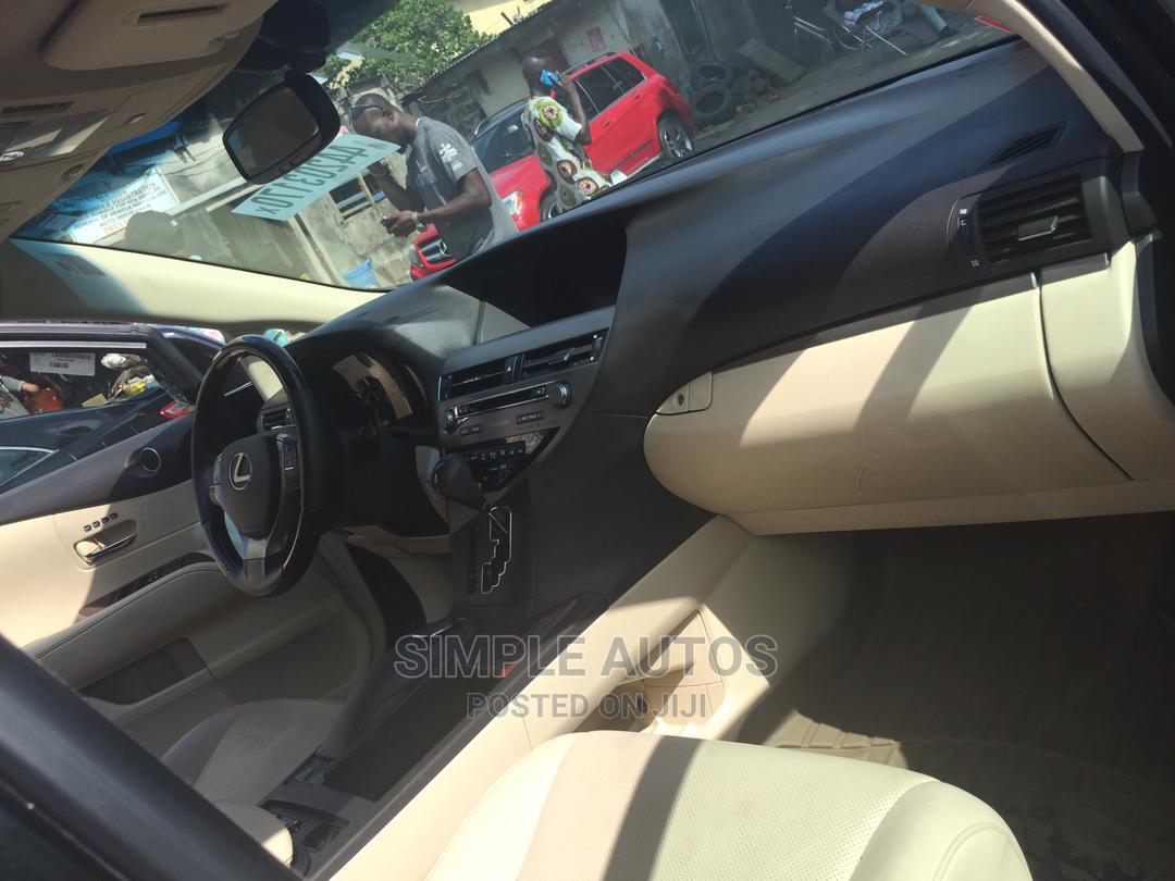 Archive: Lexus RX 2015 350 FWD Black