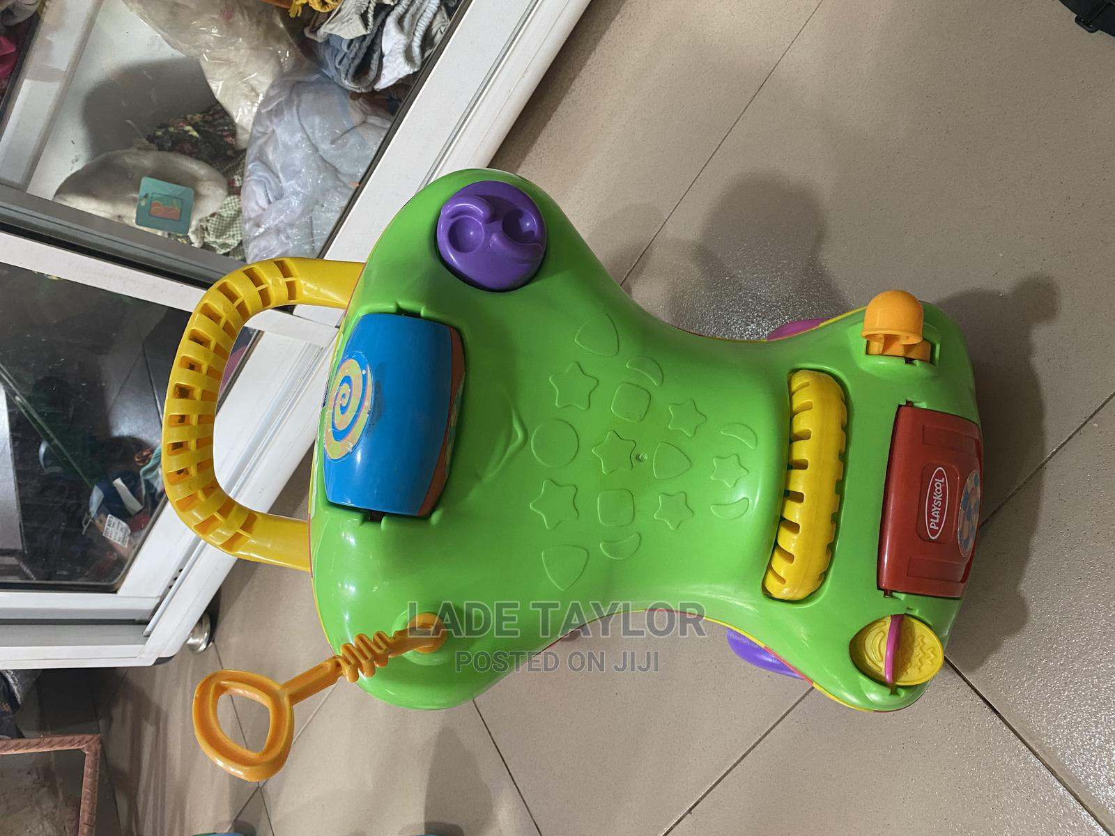 2 in One Push Walker and Car   Toys for sale in Abule Egba, Lagos State, Nigeria