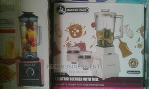 Master Chef Blender   Kitchen Appliances for sale in Oyo State, Akinyele