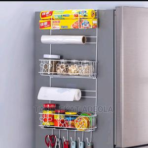 Refrigerator Side Rack Storage | Kitchen & Dining for sale in Lagos State, Lagos Island (Eko)