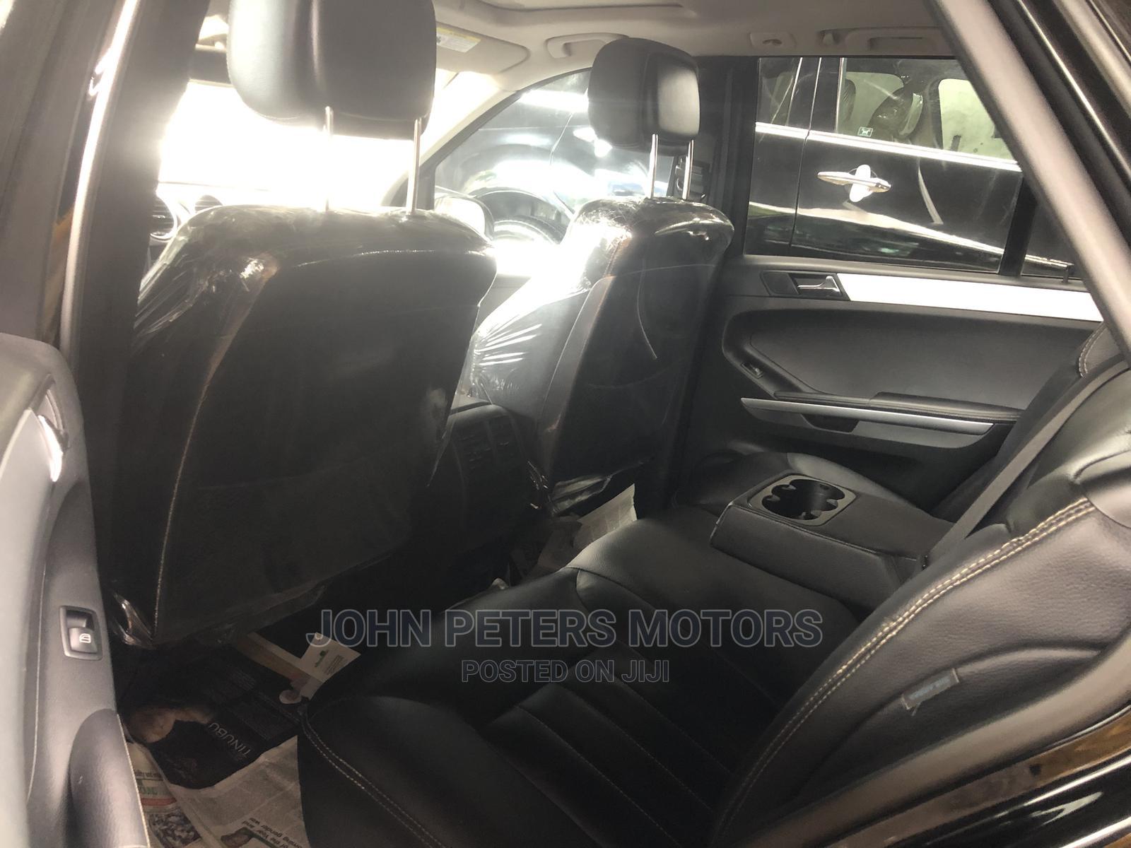 Mercedes-Benz M Class 2007 ML 350 4Matic Black | Cars for sale in Apapa, Lagos State, Nigeria