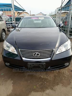 Lexus ES 2009 350 Blue   Cars for sale in Lagos State, Alimosho