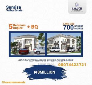 Land for Sale. Sunrise Valley Estate, Behind Naf Valley.   Land & Plots For Sale for sale in Abuja (FCT) State, Central Business Dis