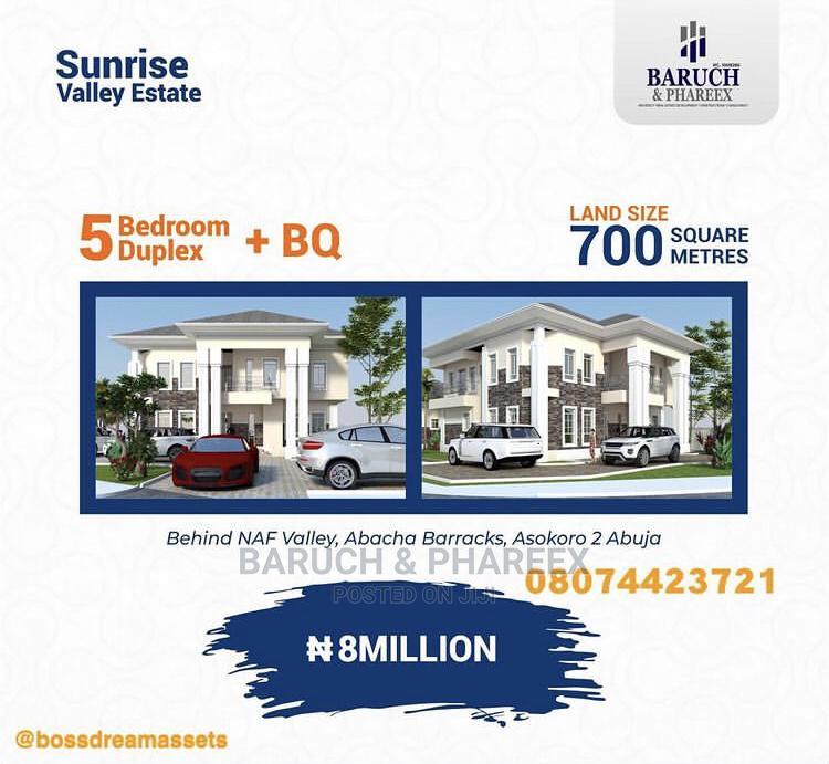 Land for Sale. Sunrise Valley Estate, Behind Naf Valley.