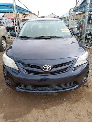 Toyota Corolla 2012 Blue | Cars for sale in Lagos State, Alimosho