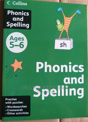 Collins Phonics and Spelling for Age 5-6 | Books & Games for sale in Lagos State, Yaba