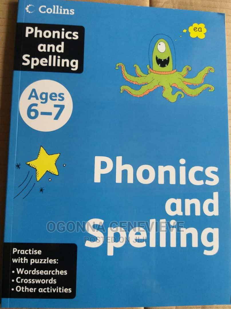 Collins Phonics and Spelling for Age 6-7