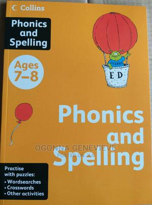 Collins Phonics and Spelling for Age 7-8 | Books & Games for sale in Lagos State, Yaba