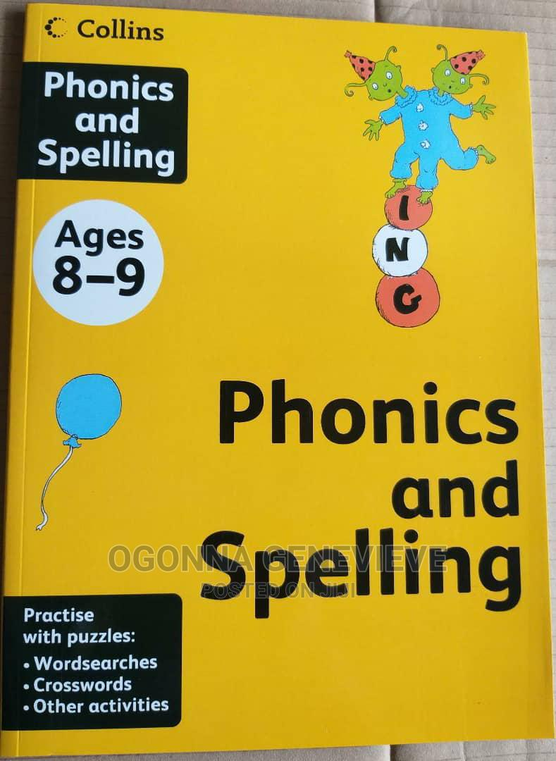 Collins Phonics and Spelling for Age 8-9