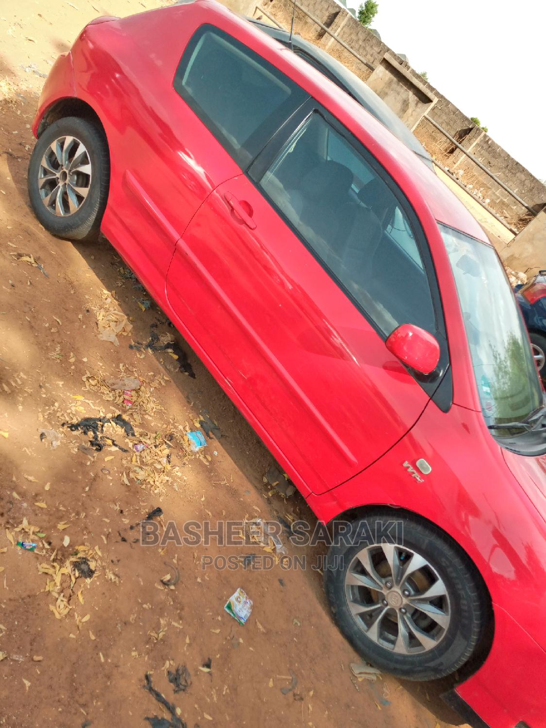 Archive: Toyota Corolla 2005 Red